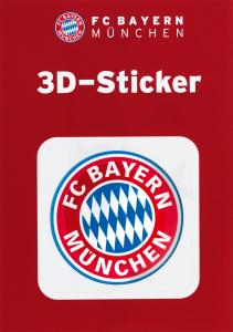 FC Bayern München Logo Sticker.