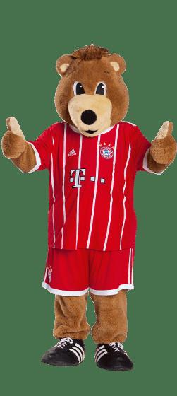 Berni: News & mascot profile.