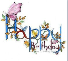 Fc Clipart For Happy Birthday And Nature.