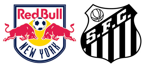 RED BULLS VS. SANTOS FC: MATCH DAY.