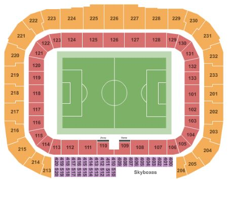 Red Bull Arena Tickets in Harrison New Jersey, Red Bull Arena.