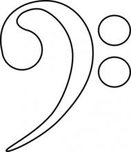 Treble Clef Clip Art Download 25 clip arts (Page 1).
