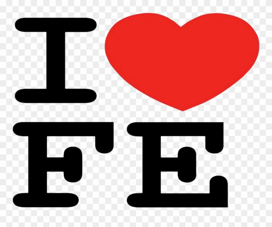 I Heart Fe Clipart (#2435138).