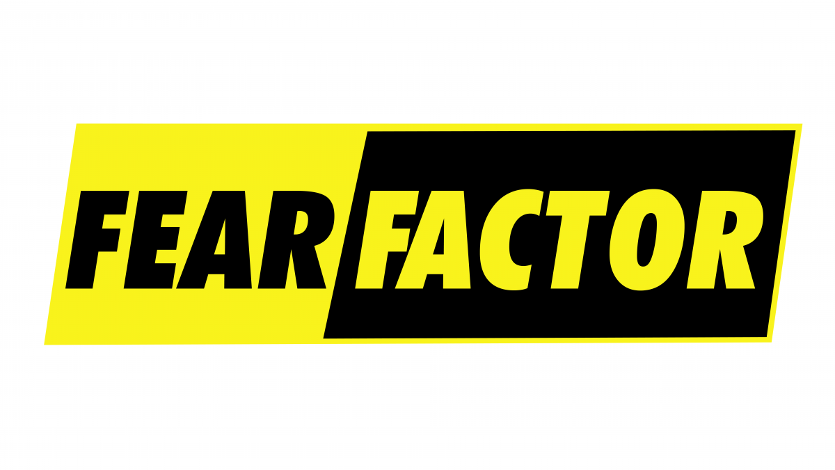 Fear factor logo png 5 » PNG Image.
