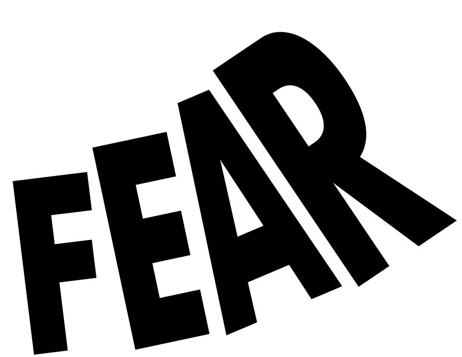 Fear Emotion Anxiety.