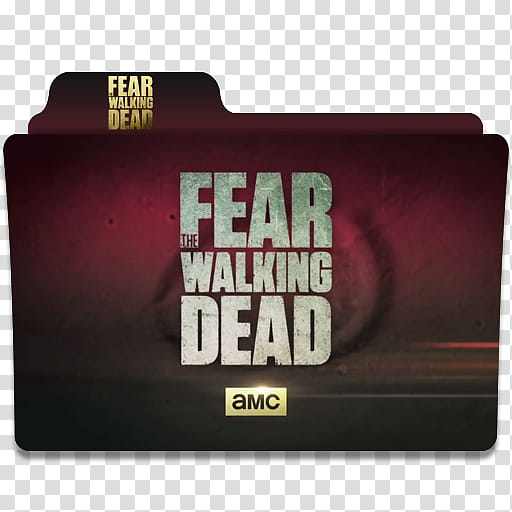 Fear The Walking Dead, FTWD icon transparent background PNG.