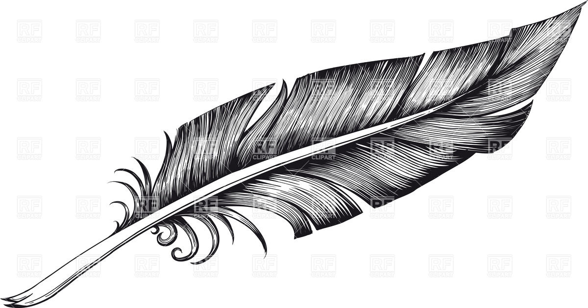 Feather Clipart & Feather Clip Art Images.