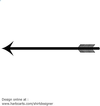 Feather arrow clipart » Clipart Portal.