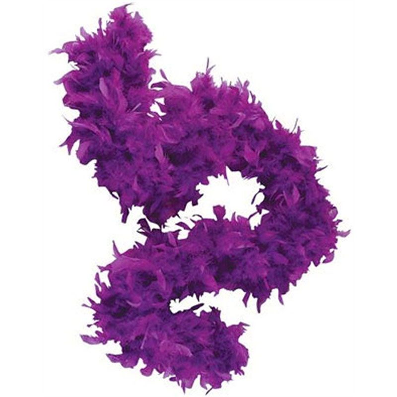 Aliexpress.com : Buy Retail !The most dense Fluffy Purple Feather.