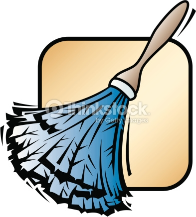 Feather Duster Clipart on Dusting Cleaning Clip Art Free