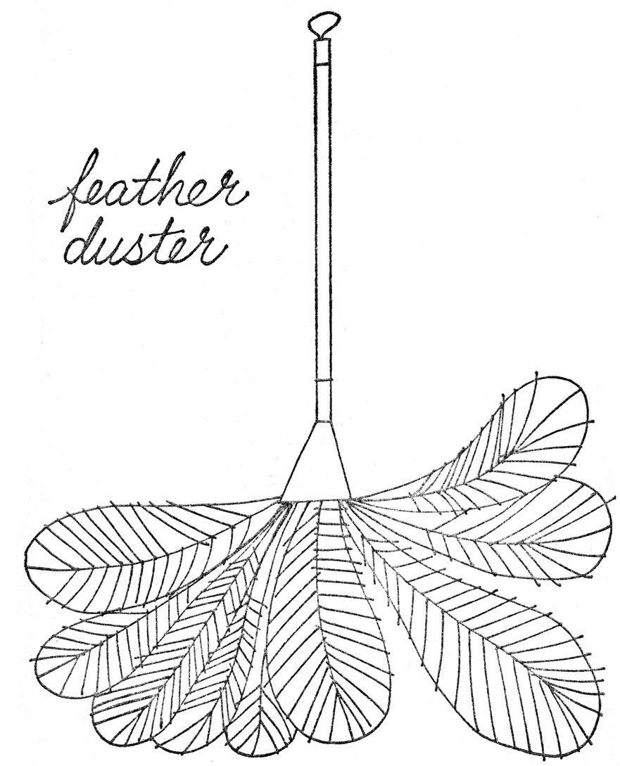 Feather Duster Clipart Free.