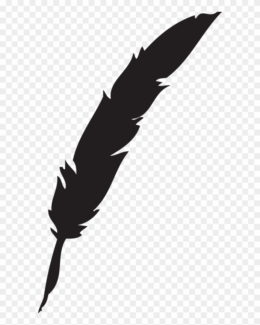 617 Feather Quill Pen Clipart (#2290352).