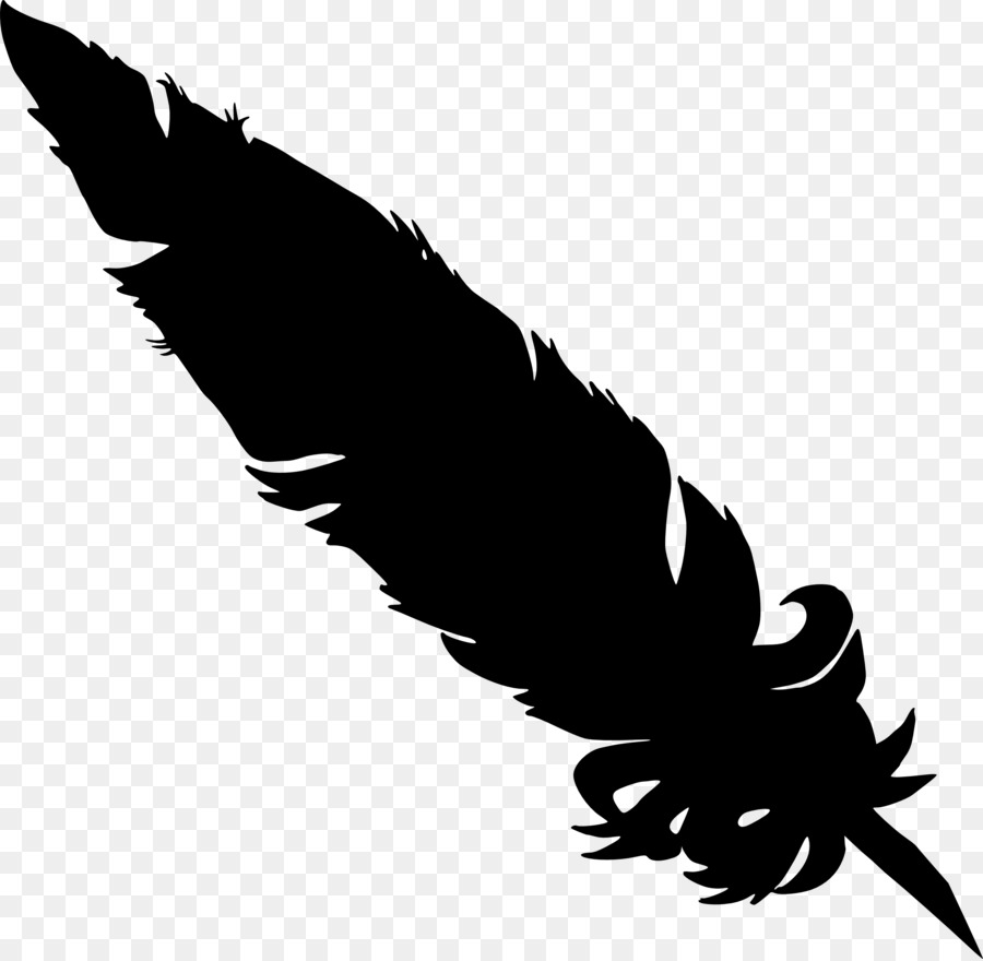 Free Eagle Feather Silhouette, Download Free Clip Art, Free.