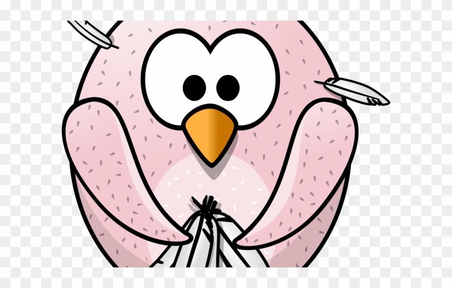 Turkey Bird Clipart Sad.