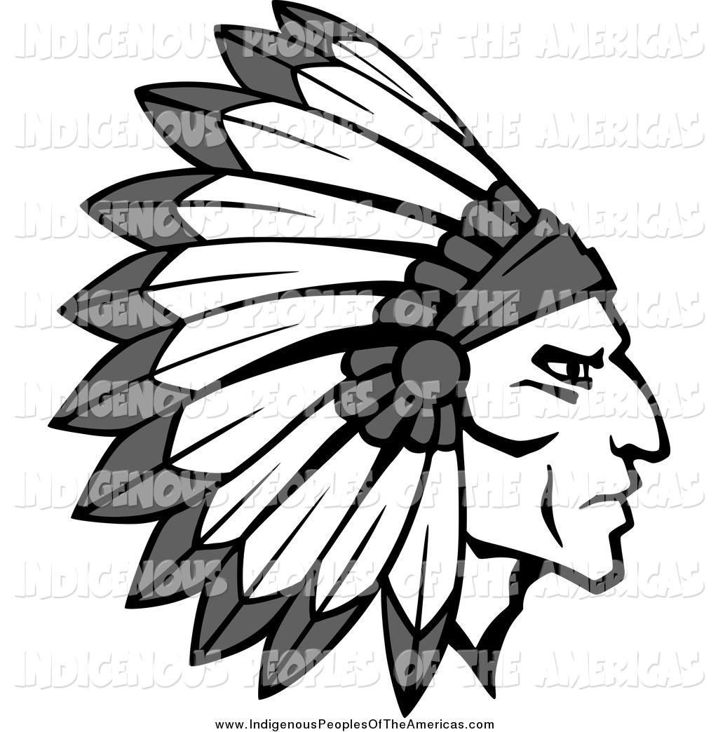 Native American Designs Clipart.