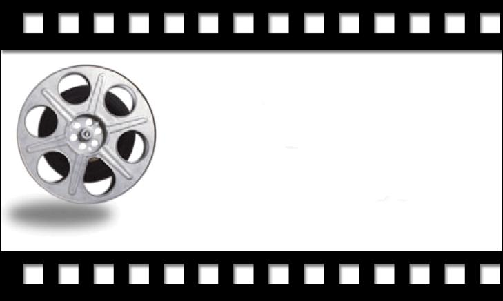 Film Black Background Clipart.
