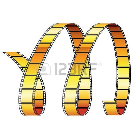 918 Feature Film Stock Vector Illustration And Royalty Free.
