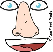Facial features Illustrations and Clipart. 556 Facial features.