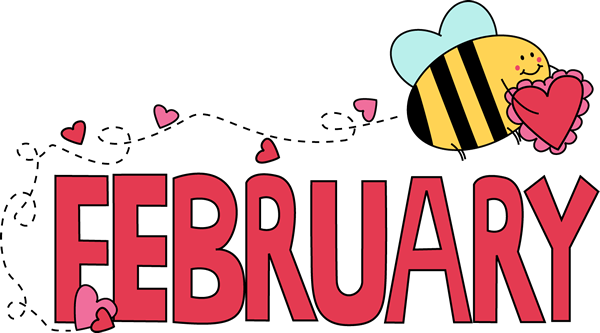 February clipart