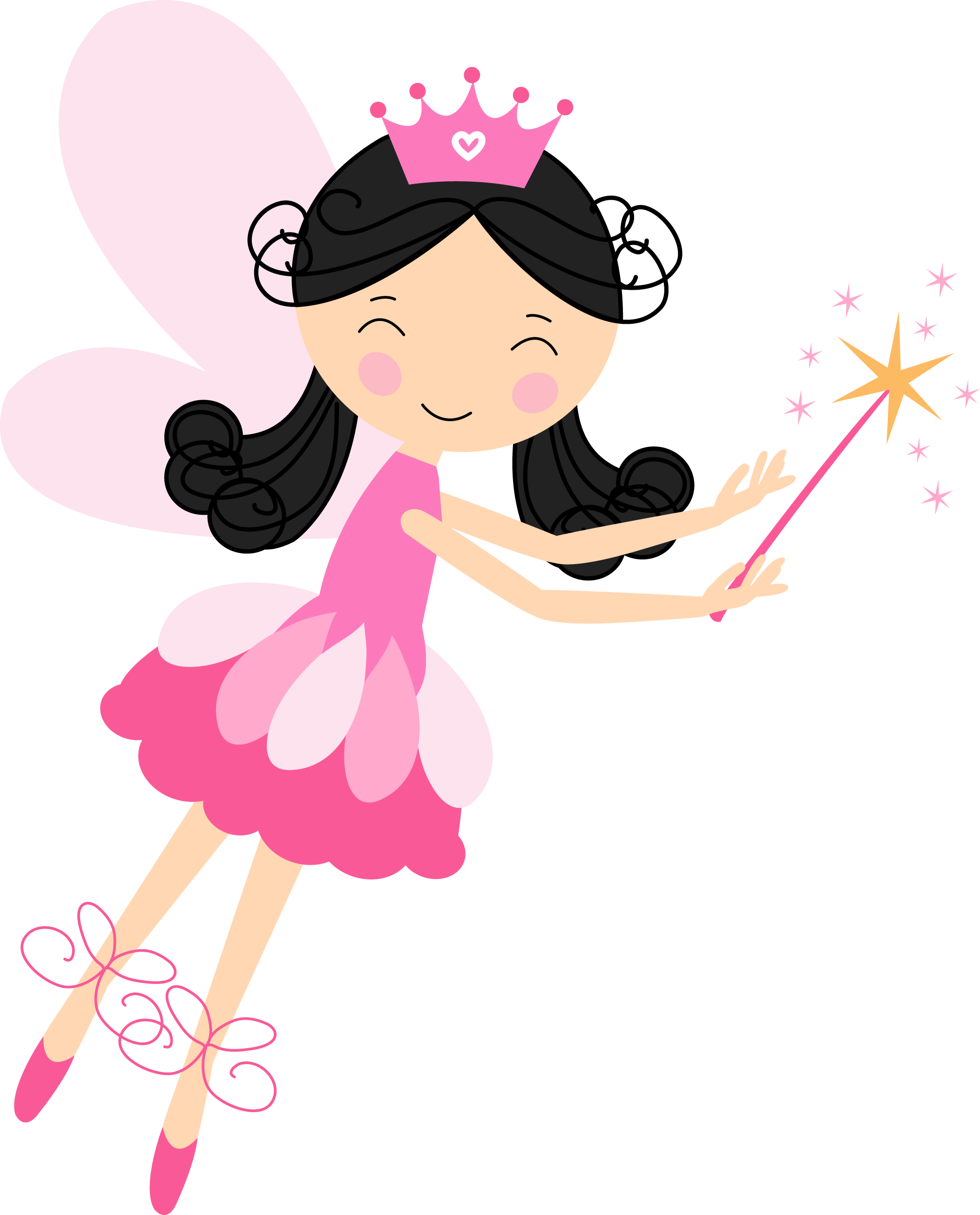 February clipart fairy, February fairy Transparent FREE for.