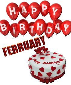 Free February Birthday Cliparts, Download Free Clip Art.