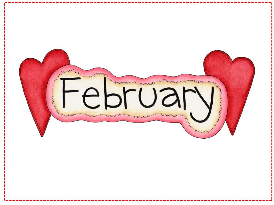 Free February Clip Art & February Clip Art Clip Art Images.