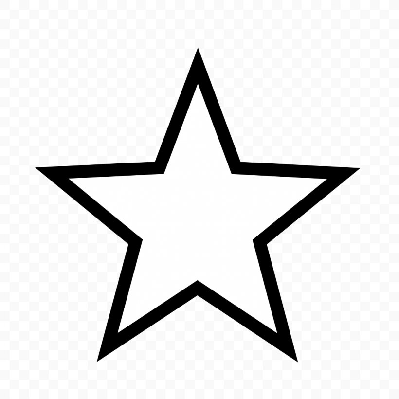 Star White Clip Art, PNG, 1125x1125px, Star, Black And White.