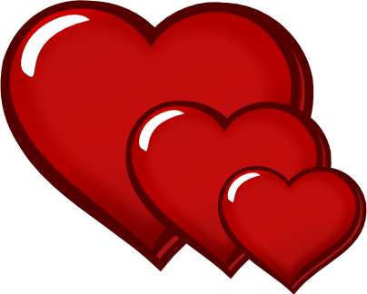 Free february clipart image.