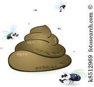 Feces Clipart EPS Images. 544 feces clip art vector illustrations.