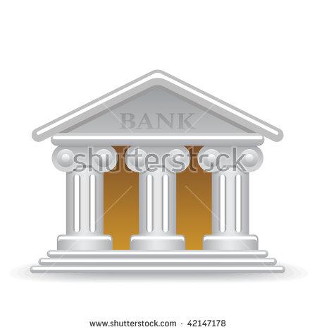 Federal Bank Stock Vectors & Vector Clip Art.