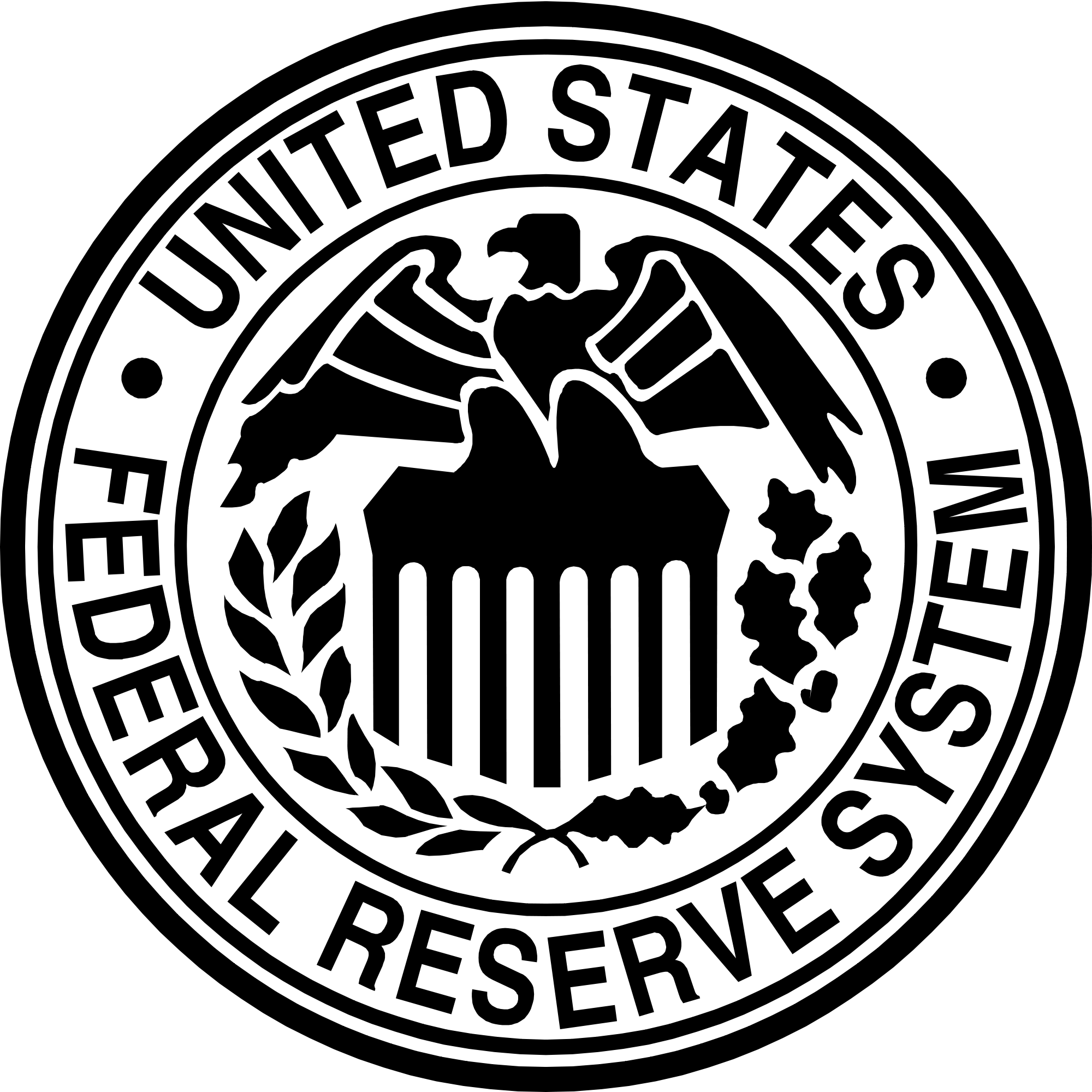Federal system clipart.
