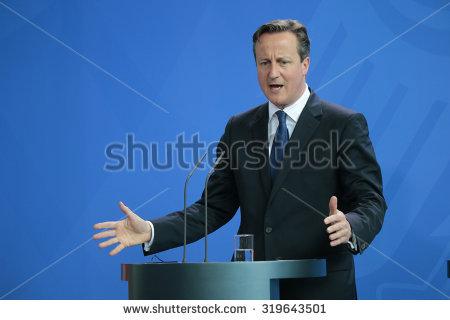 David Cameron Stock Photos, Royalty.