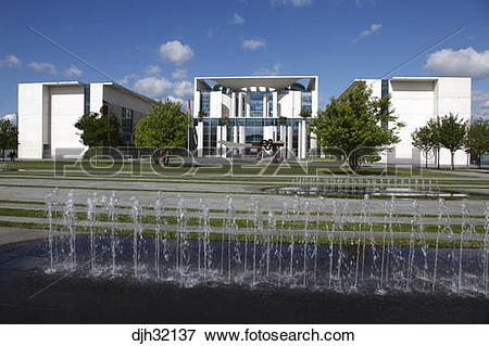 Picture of Germany, Berlin, Tiergaten District, New Federal.