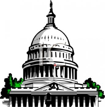 Federal Government Clip Art.