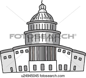 Federal Government Clipart.