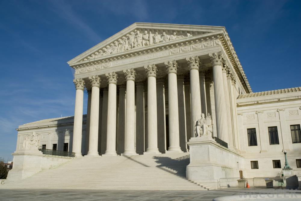 Court Building Clipart.