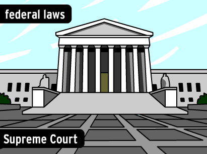 Supreme court house clipart.