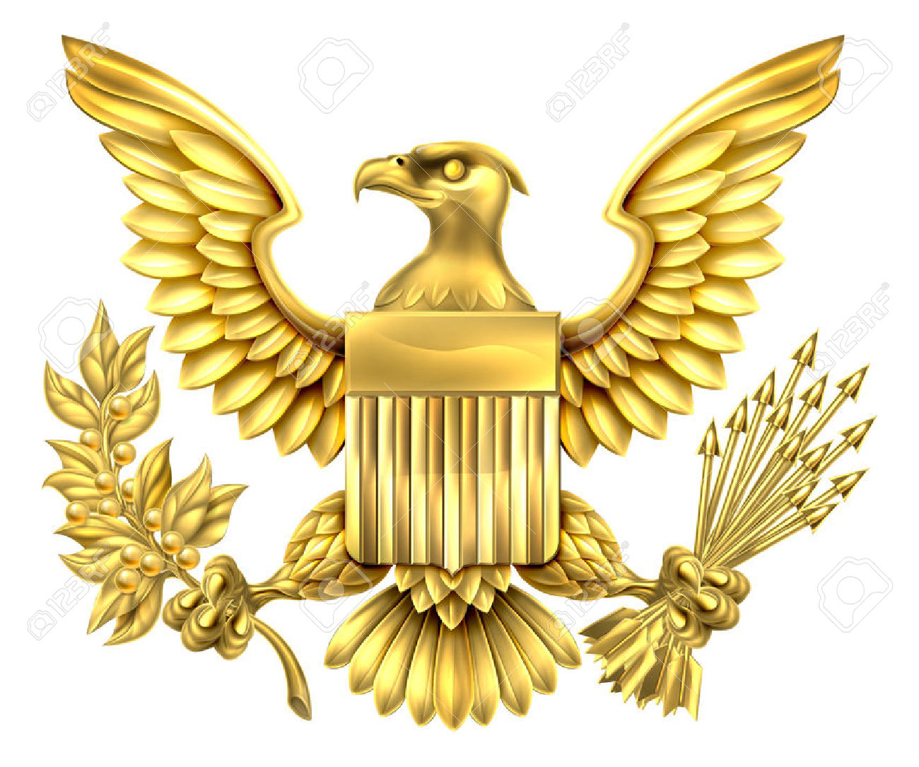 137 Federal Eagle Cliparts, Stock Vector And Royalty Free Federal.