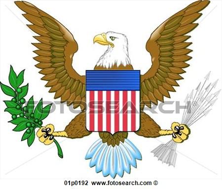 Passport eagle clip art.