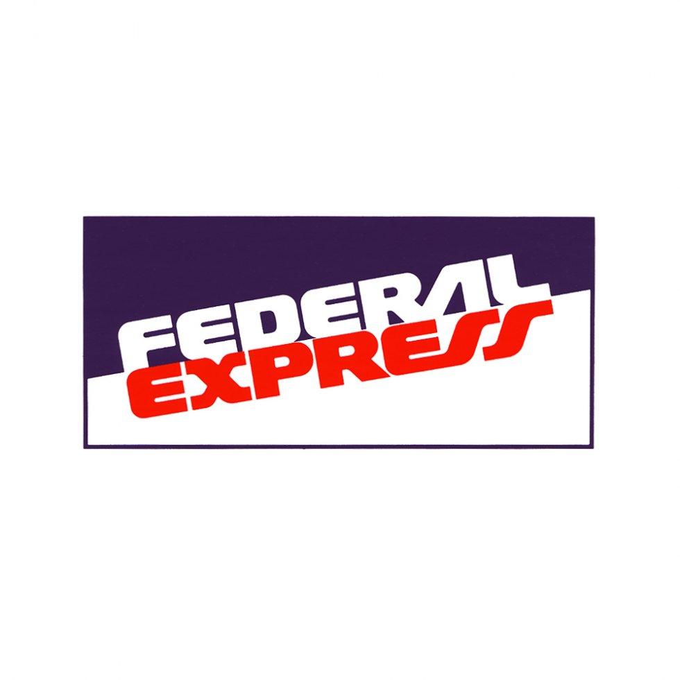 Federal express Logos.