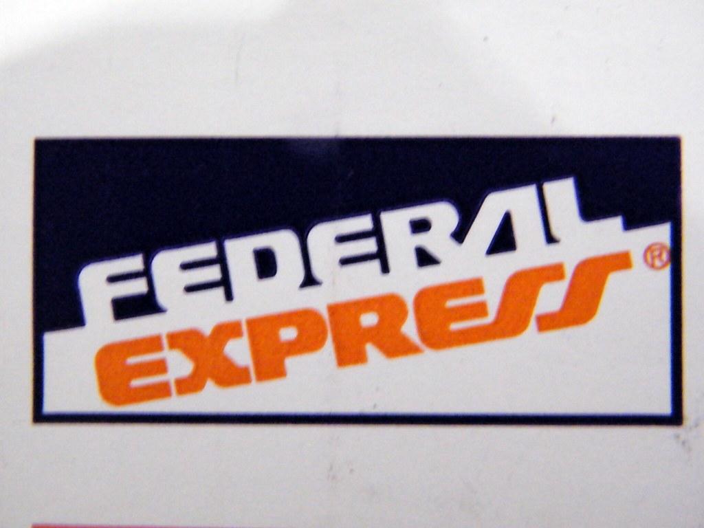 Federal Express Logo.