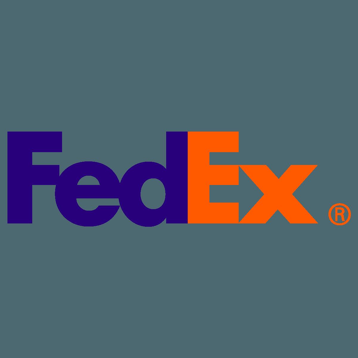 FedEx Express Logo.