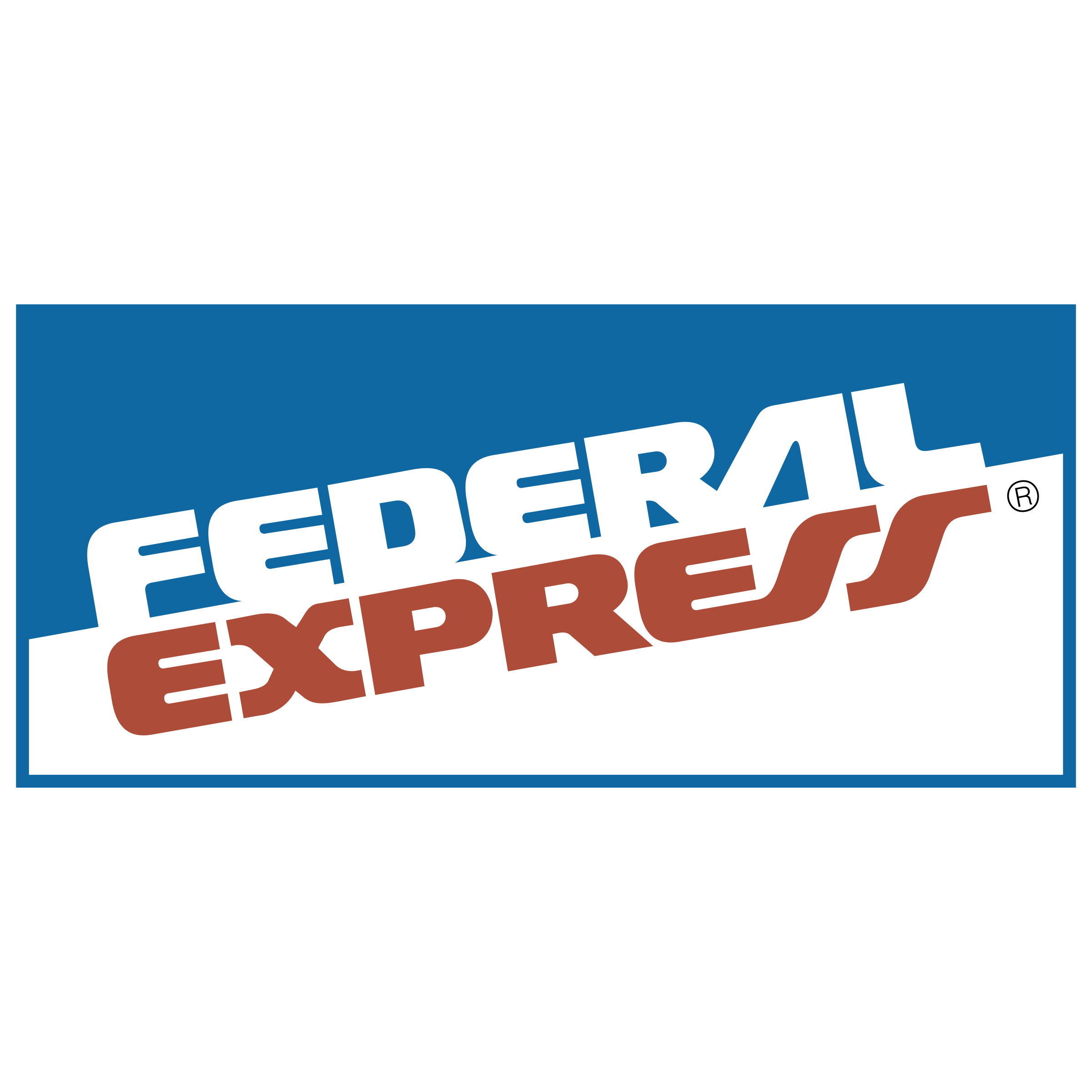 Federal Express Logo PNG Transparent & SVG Vector.