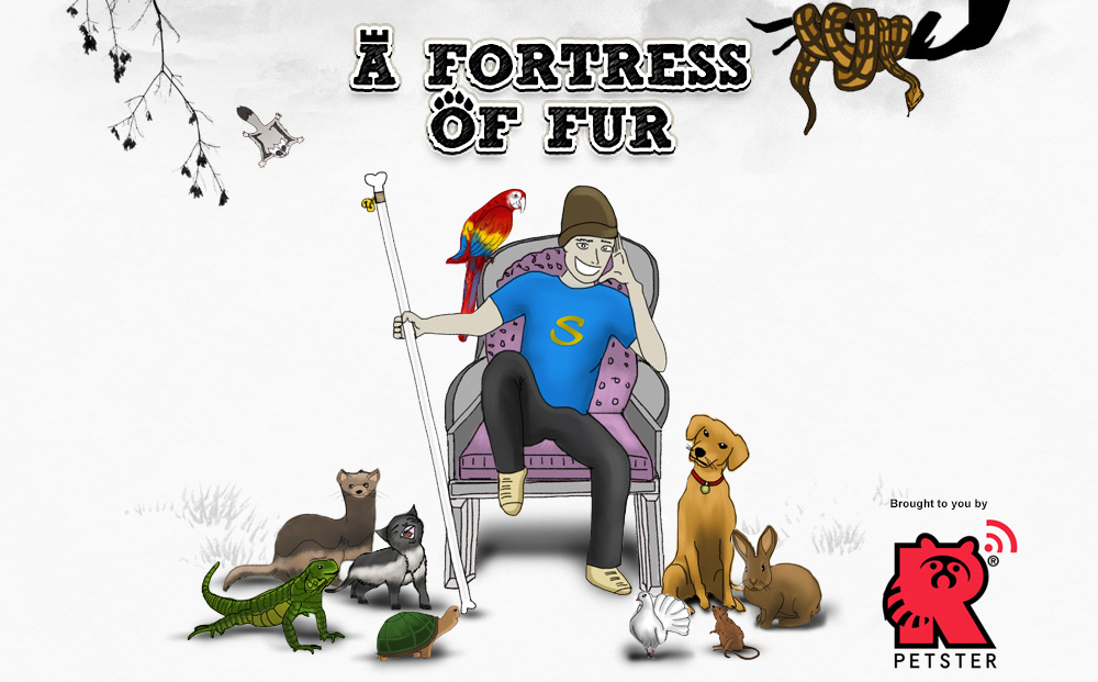 Fortress of Fur.