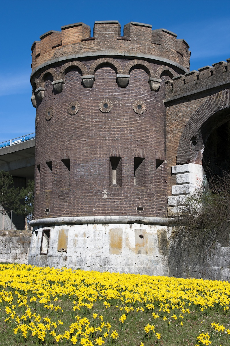 Federal Fortress of Ulm (Bundesfestung Ulm).
