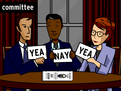 Congress Committee Clipart Congressional committee.