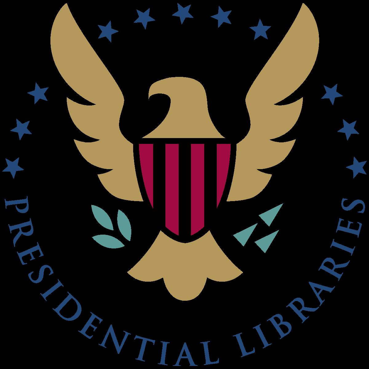 Presidential library.