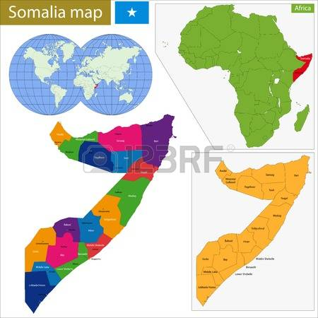 Federal Republic Of Somalia Stock Illustrations, Cliparts And.