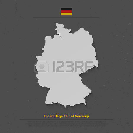 2,363 The German Federal Republic Stock Vector Illustration And.