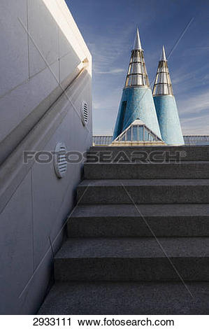Stock Photography of Art and exhibition hall of the Federal.